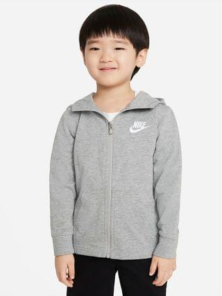 KIDS Toddler Full-Zip Hoodie Nike Sportswear