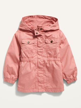 KIDS Hooded Scout Jacket for Toddler Girls