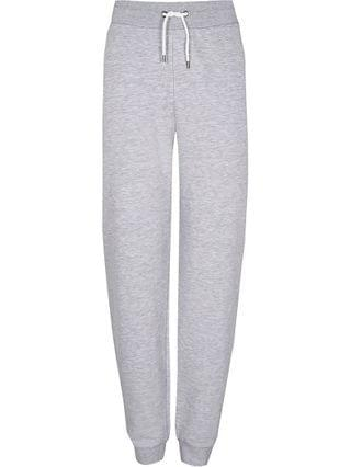 MEN Big & Tall grey RI slim fit joggers