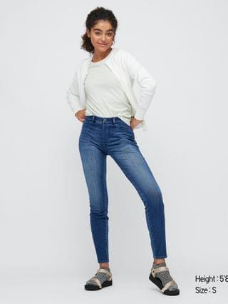 WOMEN ultra stretch denim leggings pants (online exclusive)