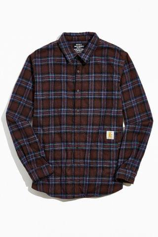 MEN M/SF/T Officially Oak Overshirt