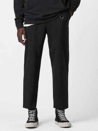MEN Langley Straight Cropped Pants