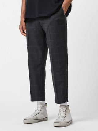 MEN Garth Cropped Slim Pants