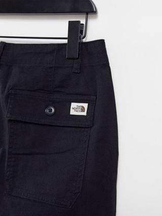 WOMEN The North Face Moeser pants in black