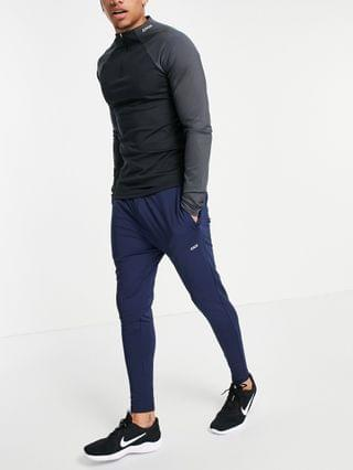 4505 icon super skinny training sweatpants with quick dry in navy