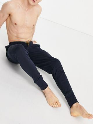 MEN Paul Smith loungewear sweatpants in navy