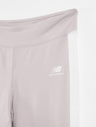 WOMEN New Balance piping legging in lilac