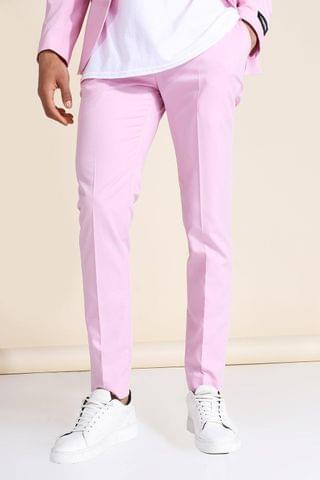 MEN Skinny Suit Trousers