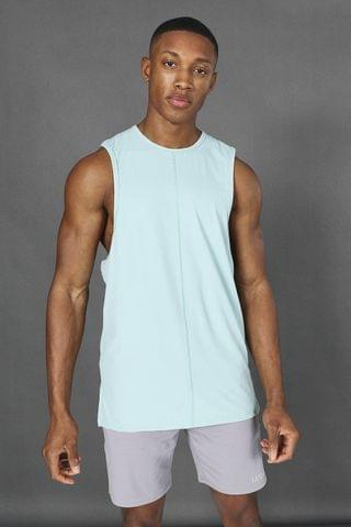 MEN Active Yoga Side Split Tank Top