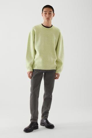 MEN OVERSIZED SWEATER