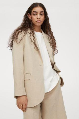 WOMEN Relaxed Fit Jacket