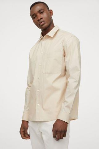 MEN Regular Fit Cotton Shirt