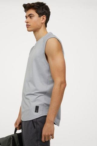 MEN Loose Fit Sports Tank Top