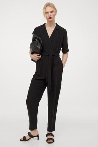WOMEN Fitted Jumpsuit