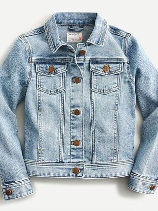 KIDS Girls' denim jacket
