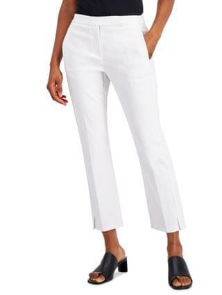 WOMEN Cropped Straight-Leg Pants Created for Macy's