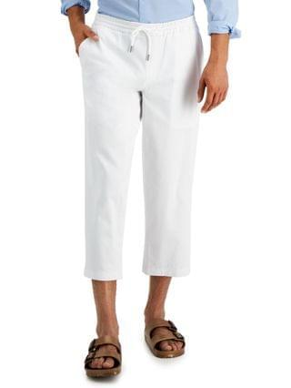 MEN INC Men's Wide Cropped Pants Created for Macy's