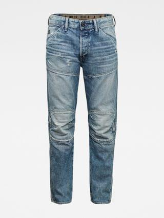 MEN 5620 3D Original Relaxed Tapered Jeans