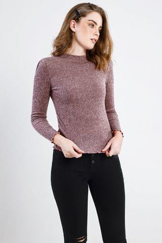 WOMEN Fitted Top