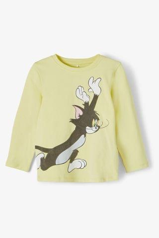 KIDS Name It Tom And Jerry Long Sleeve T-Shirt