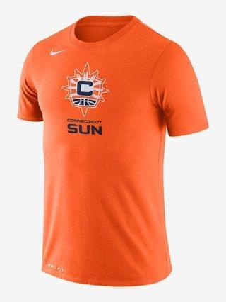 MEN Nike Dri-FIT WNBA T-Shirt Connecticut Sun Logo
