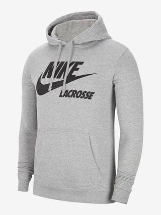 MEN Lacrosse Hoodie Nike Club Fleece