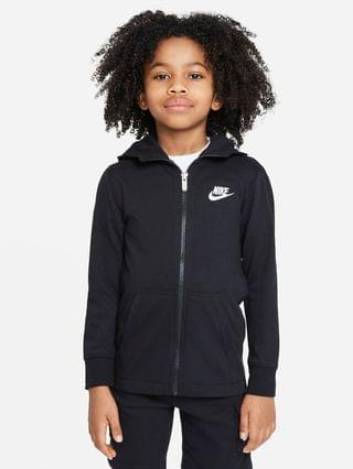 KIDS Little Kids' Full-Zip Hoodie Nike Sportswear