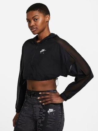 WOMEN Crop Running Jacket Nike Air