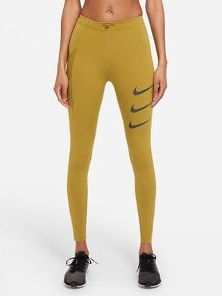 WOMEN Mid-Rise Running Leggings Nike Epic Luxe Run Division
