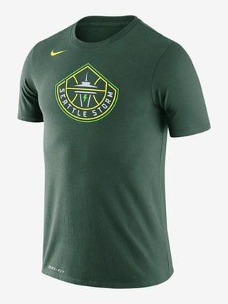 MEN Nike Dri-FIT WNBA T-Shirt Seattle Storm Logo