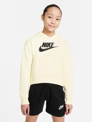 KIDS Big Kids' (Girls') Hoodie Nike Sportswear Club Fleece