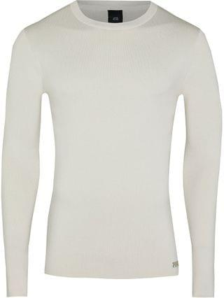 MEN Stone slim fit long sleeve jumper