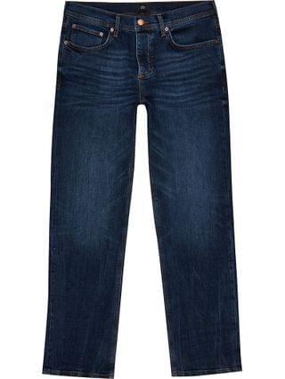 MEN Blue Dean straight leg jean