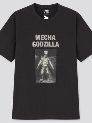 MEN godzilla's world ut (short-sleeve graphic t-shirt)