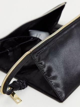 WOMEN The Flat Lay Co. X Exclusive Open Flat Makeup Box in Silky Black
