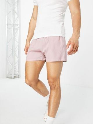 New Look pull on shorts in pink