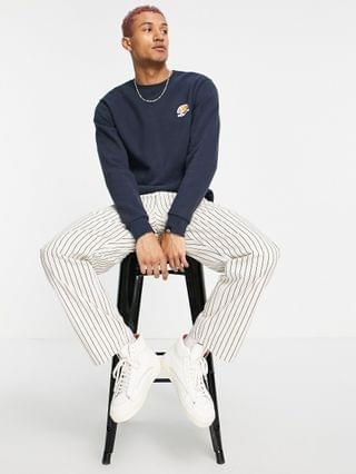 ellesse Diveria sweatshirt with small logo in navy