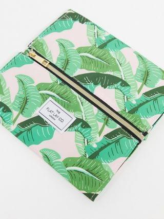 WOMEN The Flat Lay Co. X Exclusive Open Flat Makeup Box - Pink Tropical