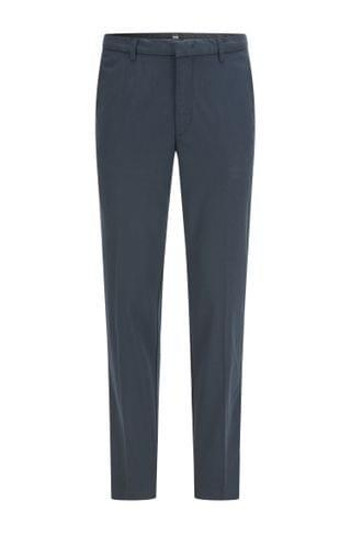 MEN Slim-fit chinos with a tapered leg