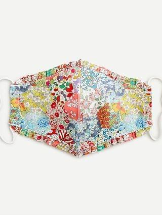 WOMEN Single nonmedical face mask in Liberty florals print