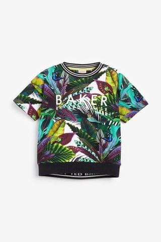 KIDS Baker by Ted Baker Tropical Sweat Top