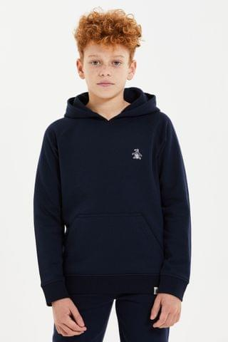 KIDS Original Penguin Blue Raglan Pete Hoodie