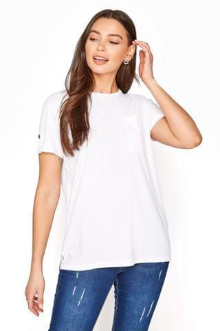 WOMEN Long Tall Sally New Pocket Tee