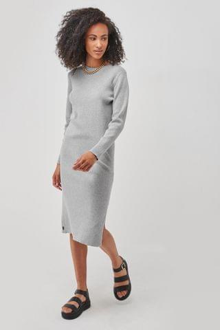 WOMEN Superdry Studios Knitted Dress