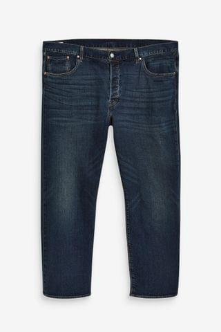 MEN Levi's Big And Tall 501 Straight Jeans