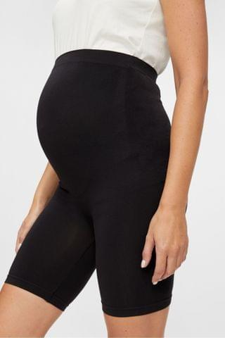WOMEN Mamalicious Maternity Over The Bump Seamless Support Shorts