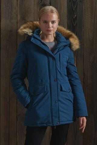 WOMEN Superdry Everest Parka Coat