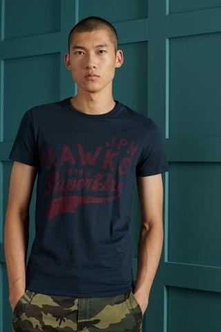 MEN Superdry Re-Worked Classic T-Shirt