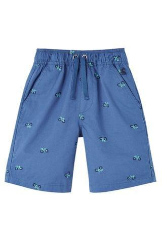 KIDS Joules Huey Embroidered Pull On Woven Shorts 1-12 Years