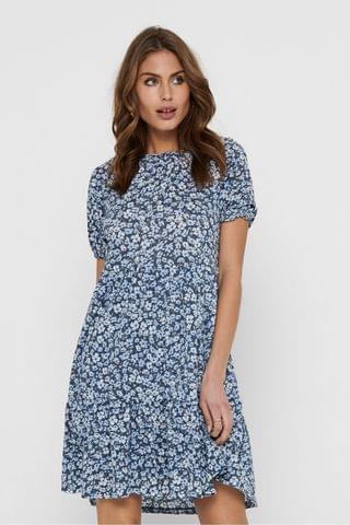 WOMEN Only Ditsy Floral Smock Dress